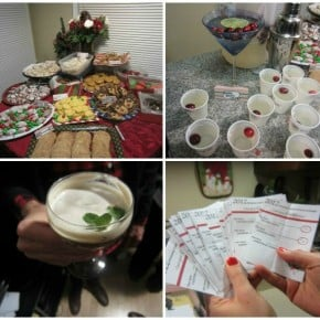 Christmas Cookie & Cocktail Exchange Party