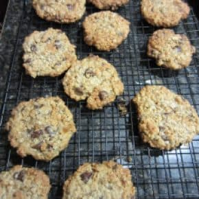Oatmeal Chocolate Chip Cookies … Best EVER!