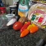 Sweet Potato Roasted Bell Pepper Burrito