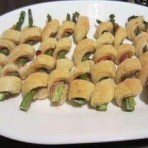 Prosciutto Asparagus Spears