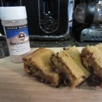 Himalayan Rock Salt White and Dark Chocolate Blondie Brownies