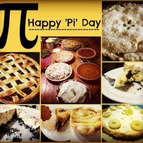 Happy National Pi Day