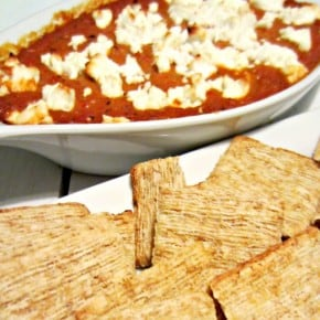 Five Ingredient Fridays – Baked Goat Cheese Dip