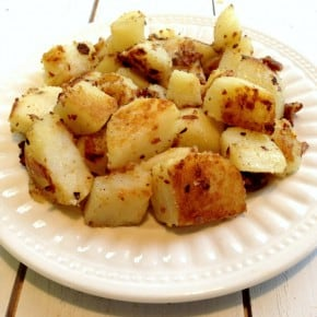Five Ingredient Fridays – Breakfast Potatoes