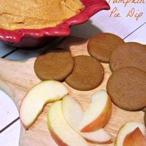 Five Ingredient Fridays – Pumpkin Pie Dip