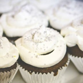 Hot Chocolate Cupcakes {best cupcakes ever}