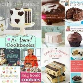 Sweet Sundays: 10 Deliciously Sweet Cookbooks