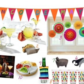 Sweet Sundays: Cinco de Mayo Inspiration