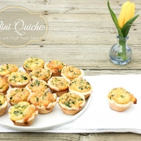 Mini-Quiche-Made-With-Kraft-Fresh-Take