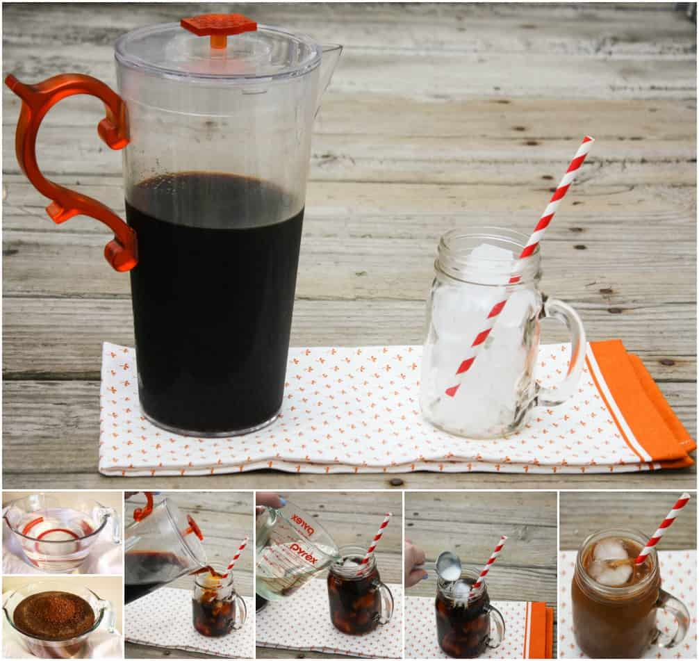 The most delicious Starbucks Iced Coffee Copycat Recipe