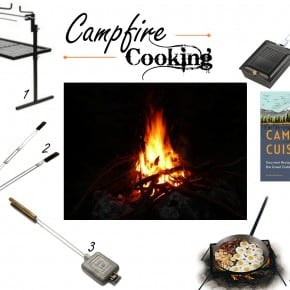 Campfire Cooking and accessories