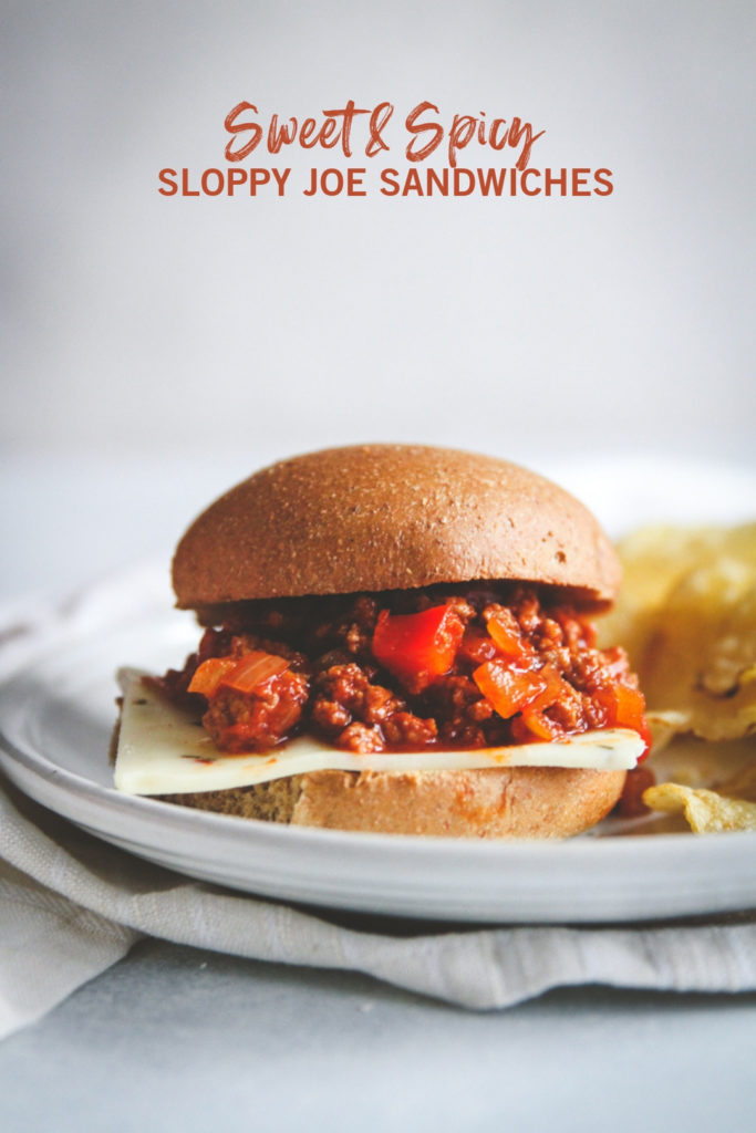The best sloppy joe sandwiches made with ground turkey