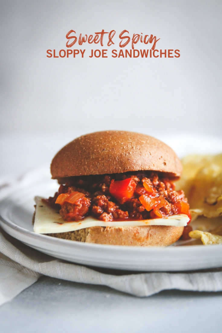 Sweet and Spicy Italian Sausage Sloppy Joe Sliders
