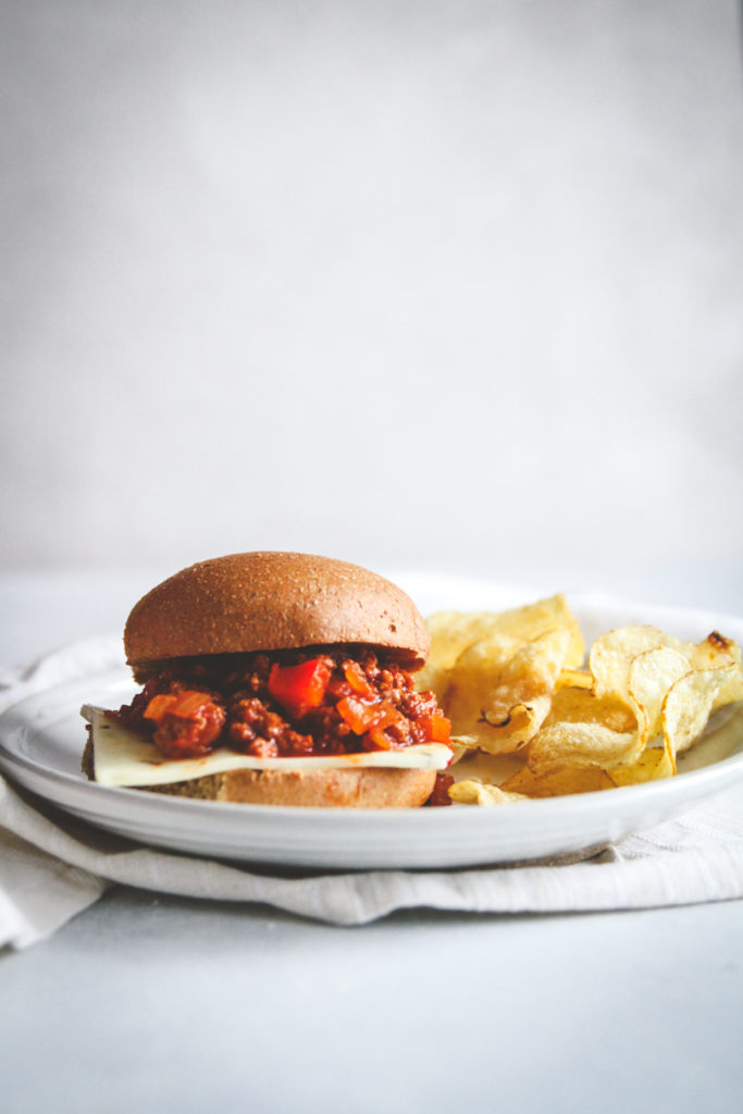 The best ever turkey sloppy joes for an easy dinner