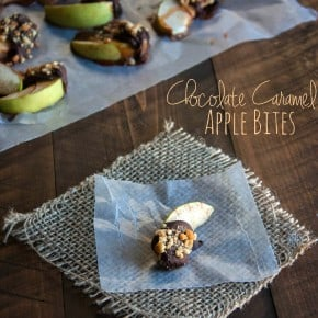 Chocolate-Caramel-Apple-Bites