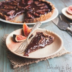 Chocolate-and-fig-tart-gluten-free-and-vegan-dessert
