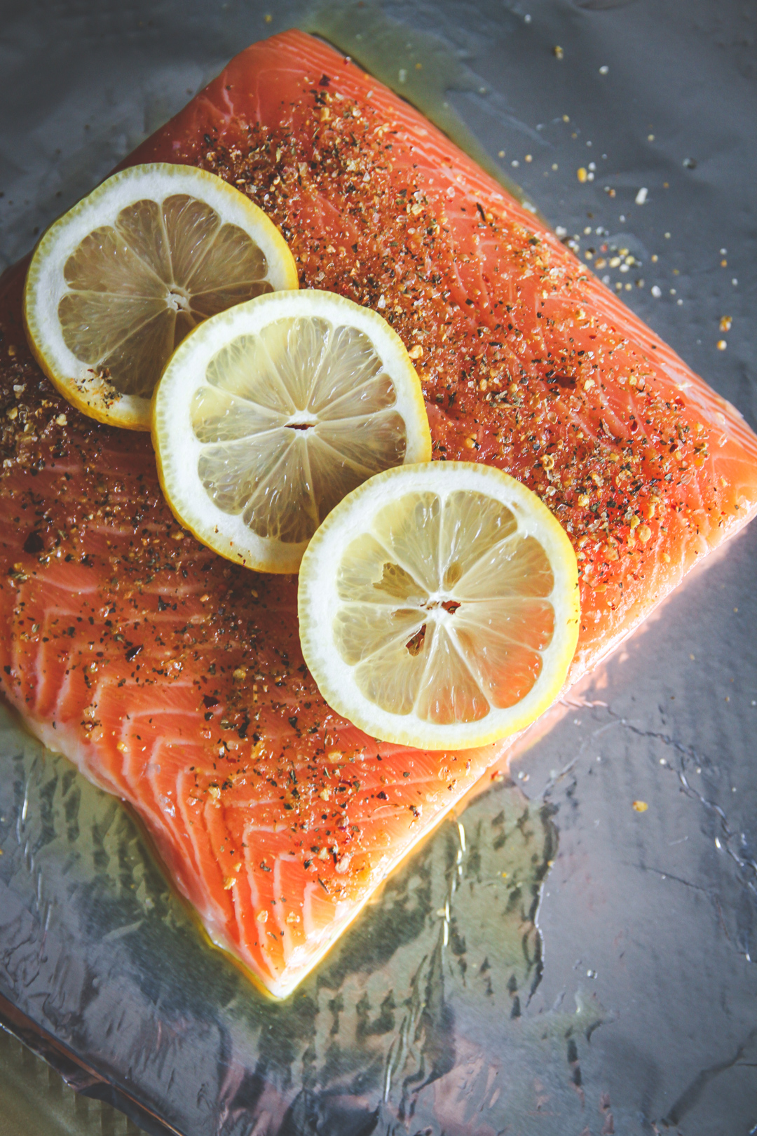 Easy baked salmon recipe, how to bake salmon, easy salmon recipe