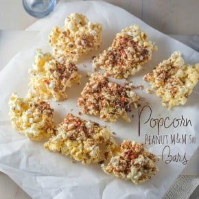 Popcorn-bars-with-m&ms