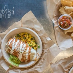 Qdoba Smothered Burritos and Giveaway