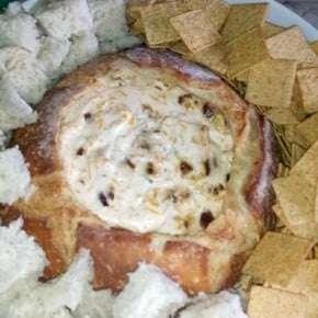 Reader recreation - bacon cheese dip