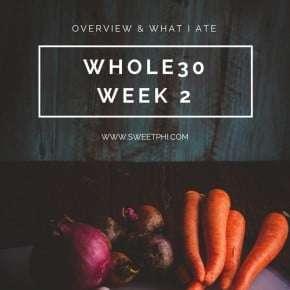 Whole30-Week2