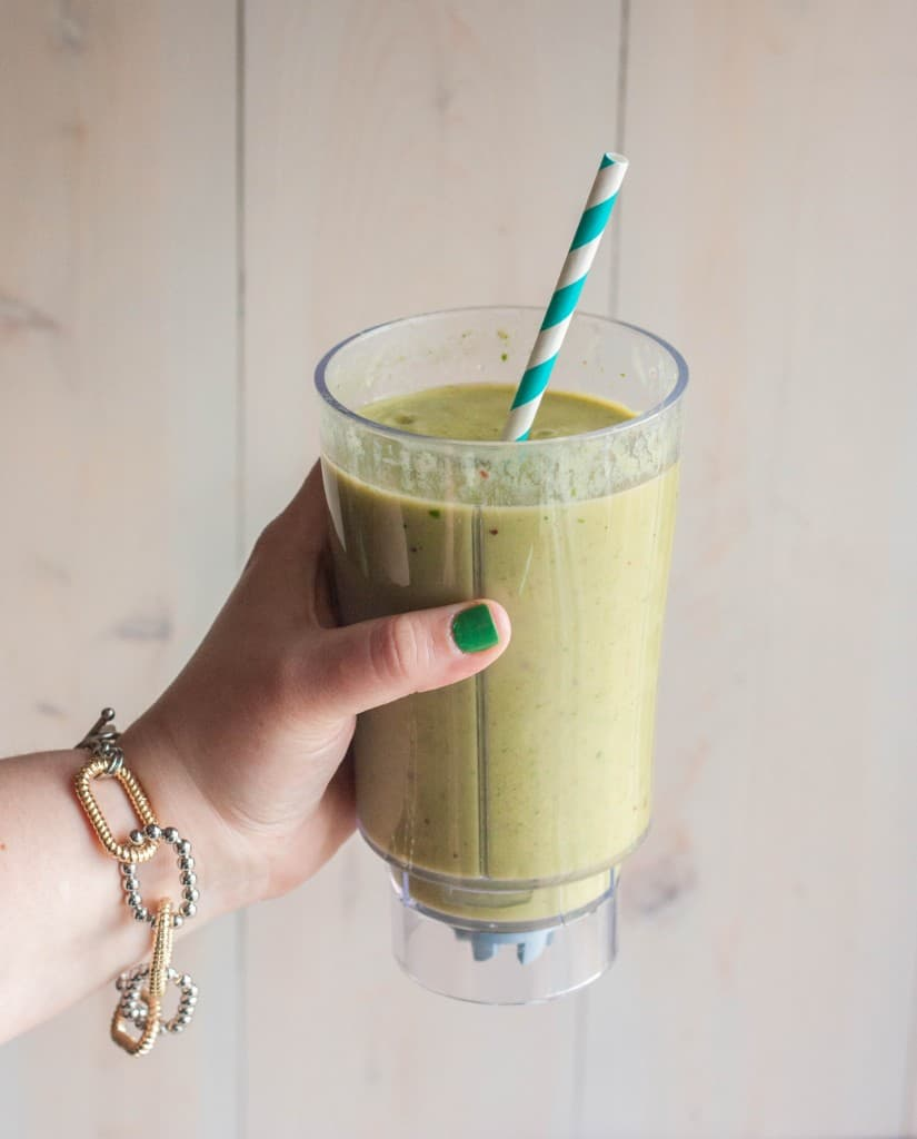The best green smoothie to take on the go