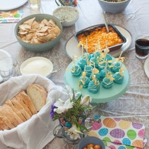 Spring-and-Easter-themed-party