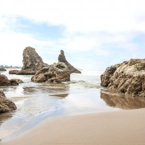 5 amazing stops along the Oregon Coast - from @sweetphi