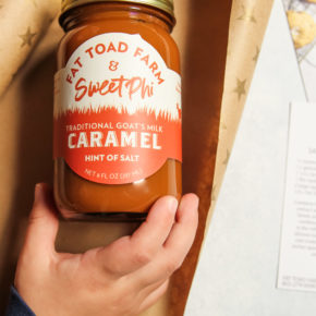 Fat Toad Farm Caramel and SweetPhi