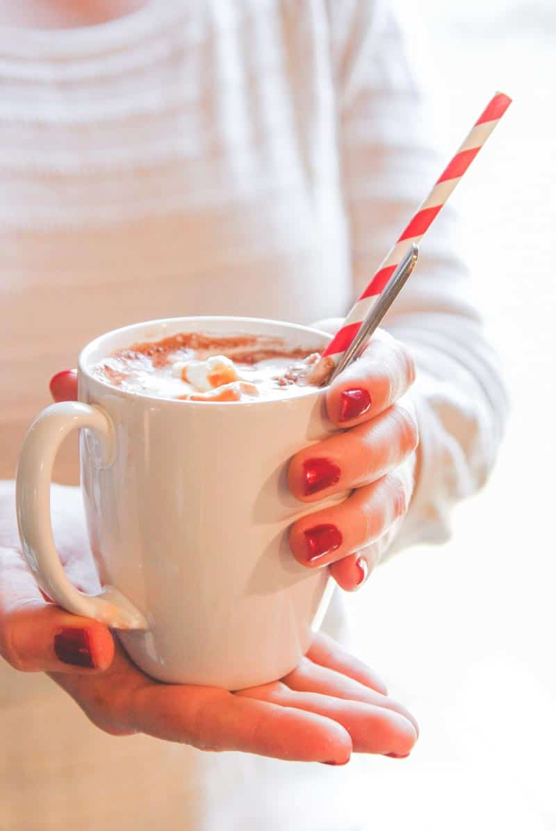 The best ever hot chocolate