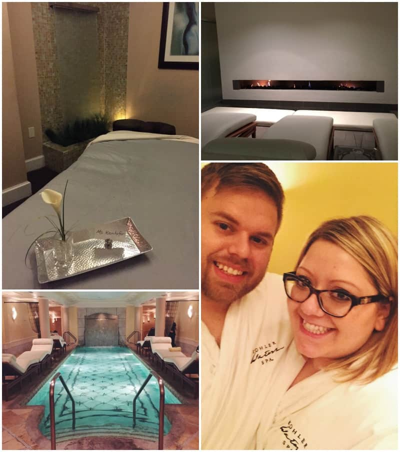 Review of the Kohler Waters Spa
