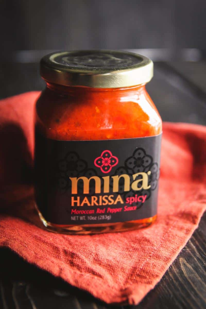 The best Mina Harissa Spicy Red Pepper Sauce