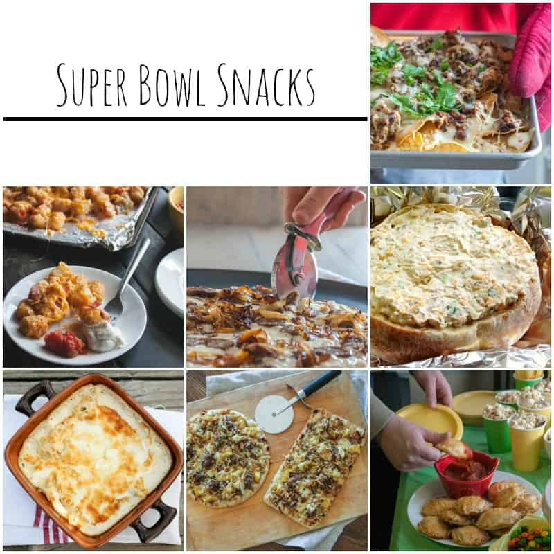The salty super bowl snacks you need
