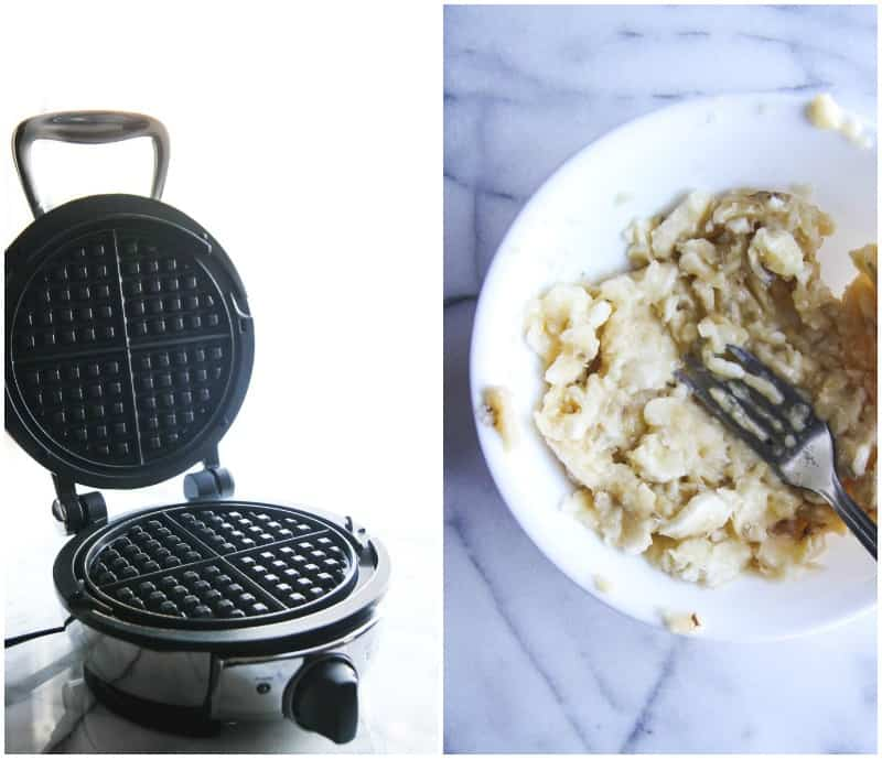 All-Clad Waffle Maker for light and fluffy waffles