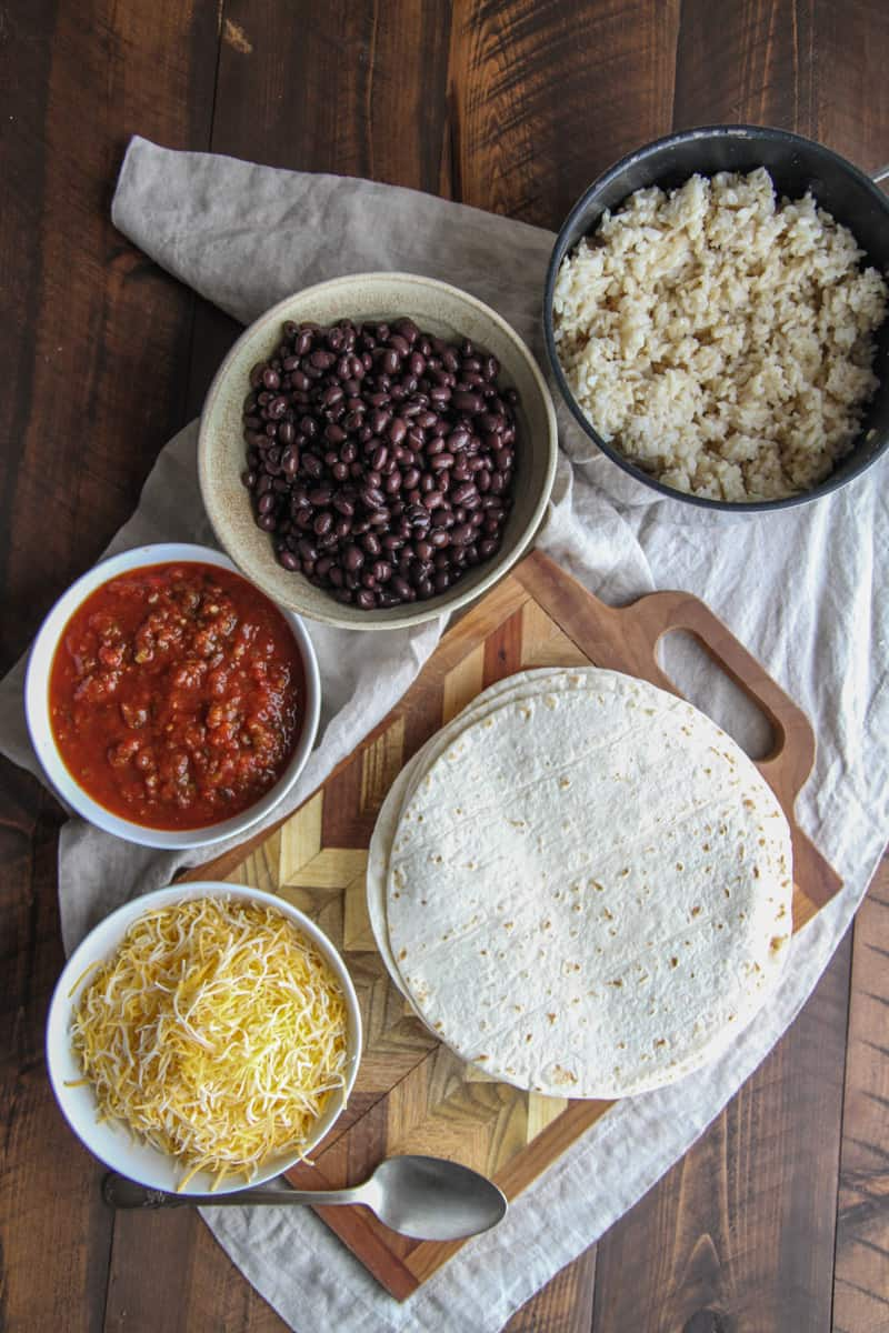 The best vegetarian freezer burritos