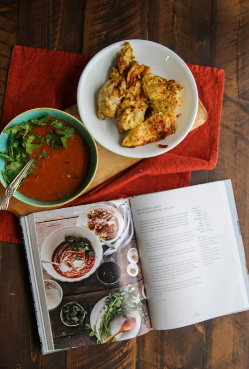 The best Indian food recipe for chicken curry