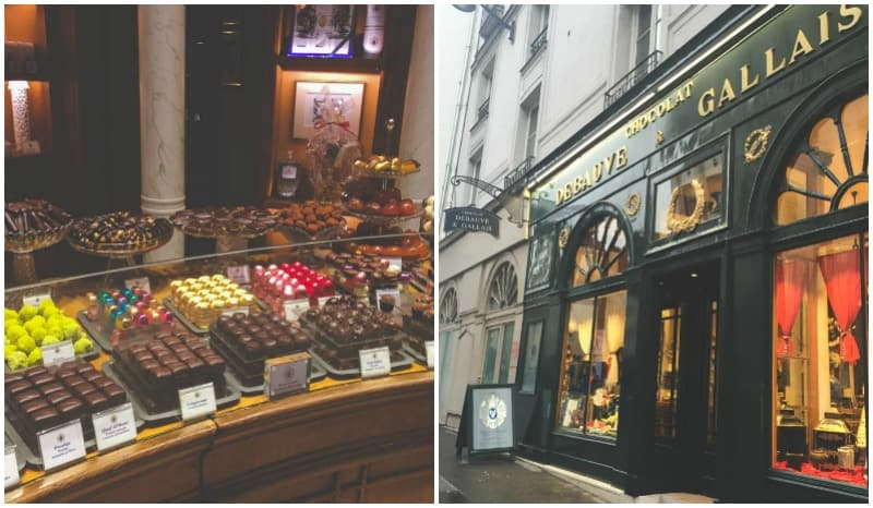 Exploring Debauve & Gallis Chocolate Paris!