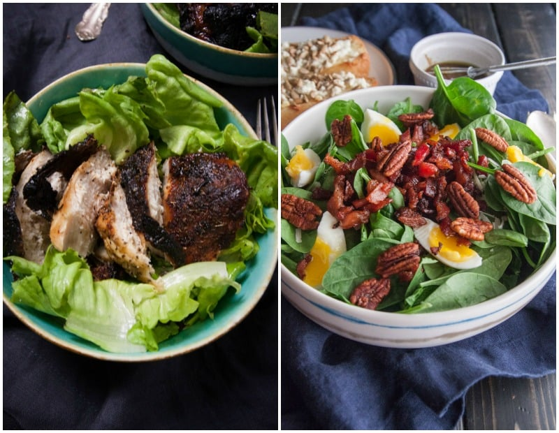 The best rotisserie chicken salad for an easy dinner idea