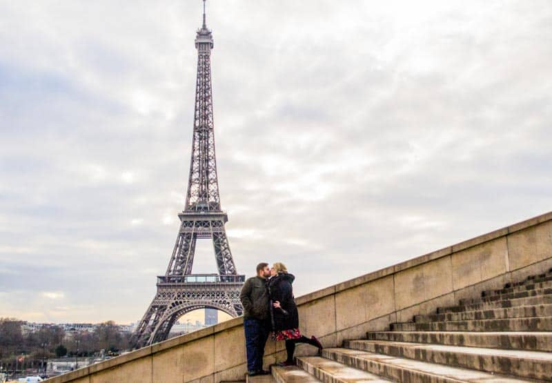 The best way to do a travel photoshoot in Paris