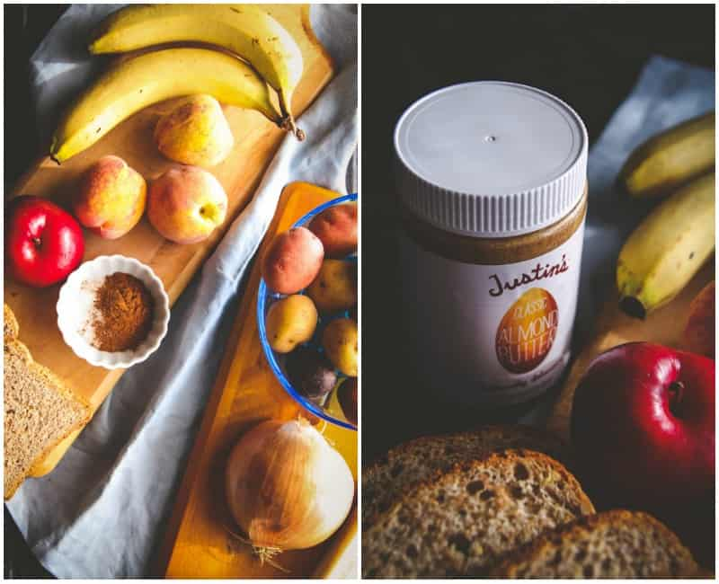 The best recipe for grilled brunch with grilled fruit toasts & breakfast potatoes