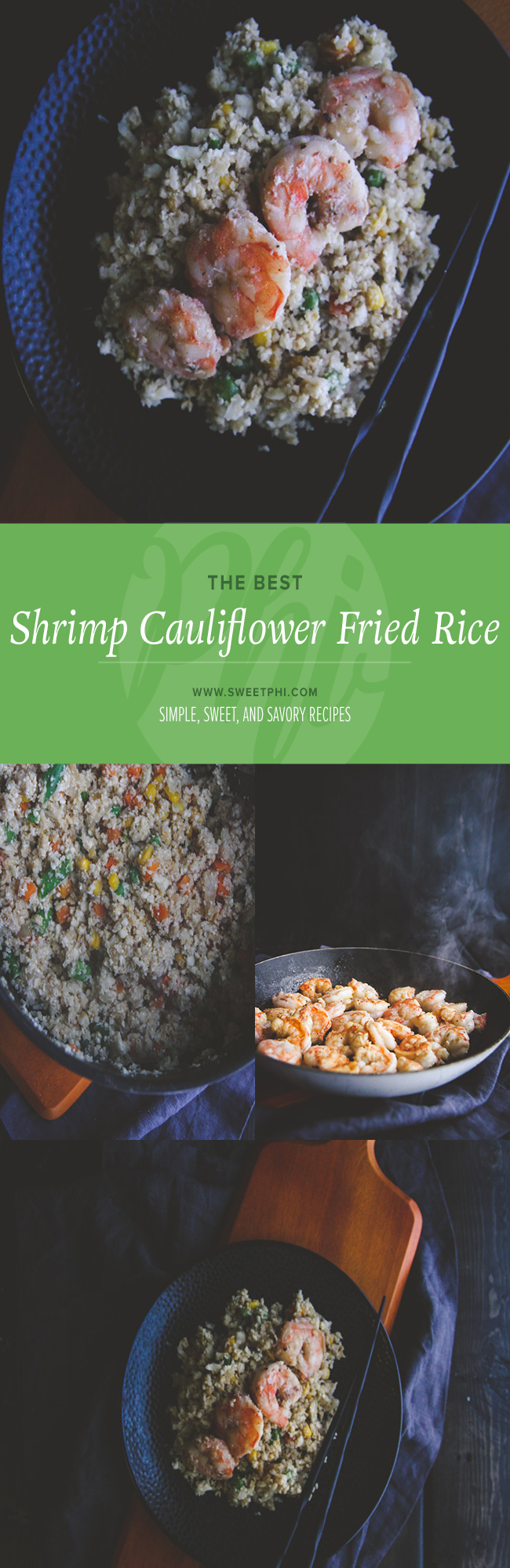 The Best Shrimp Cauliflower Fried Rice You Can Make