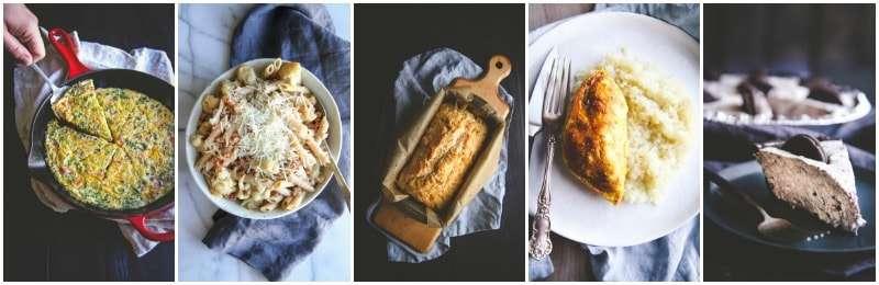 The best bonus recipes ecookbook for Five-Ingredient Recipes Cookbook