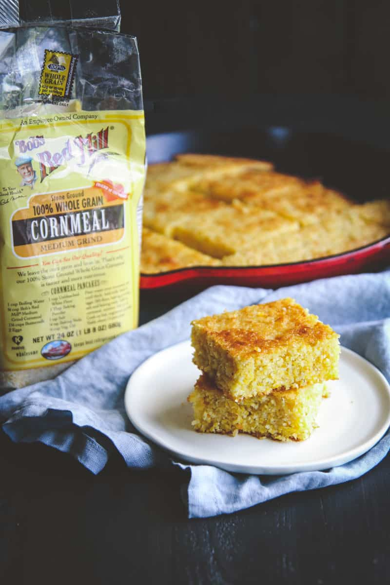 The only recipe you need for slight sweet skillet cornbread