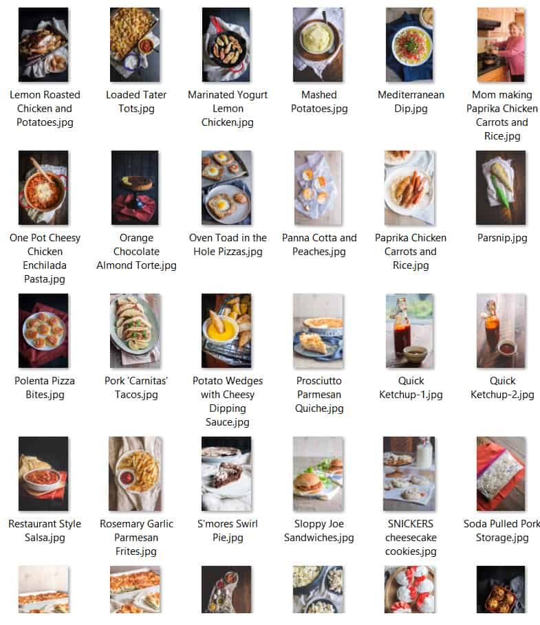 The only cookbook you need is the Fast & Easy Five Ingredient Recipes: A Cookbook for Busy People
