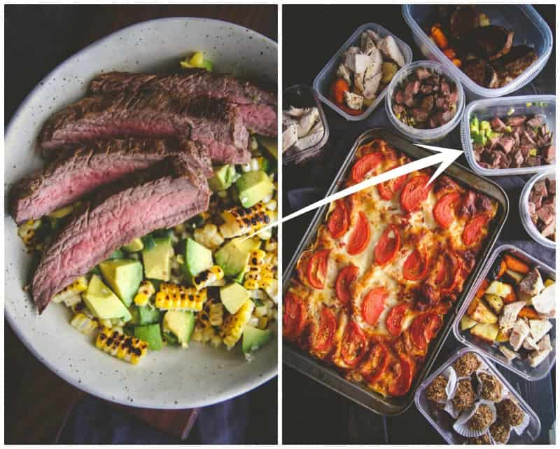 Easy and healthy meal prep recipe