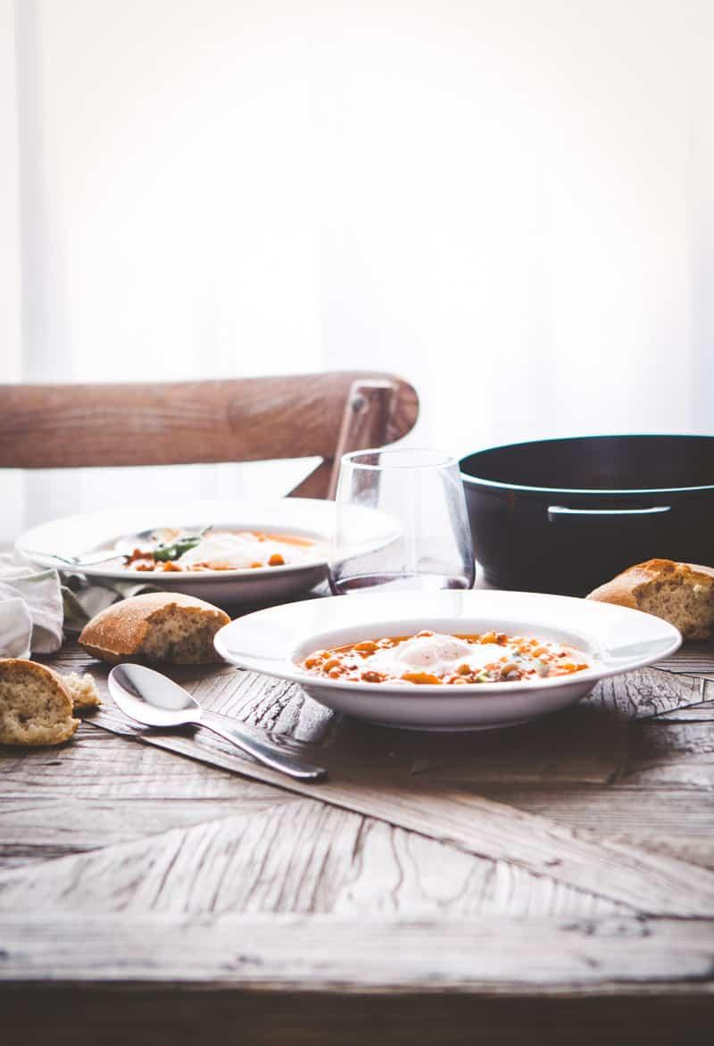 The best recipe for Pasta e fagiole soup