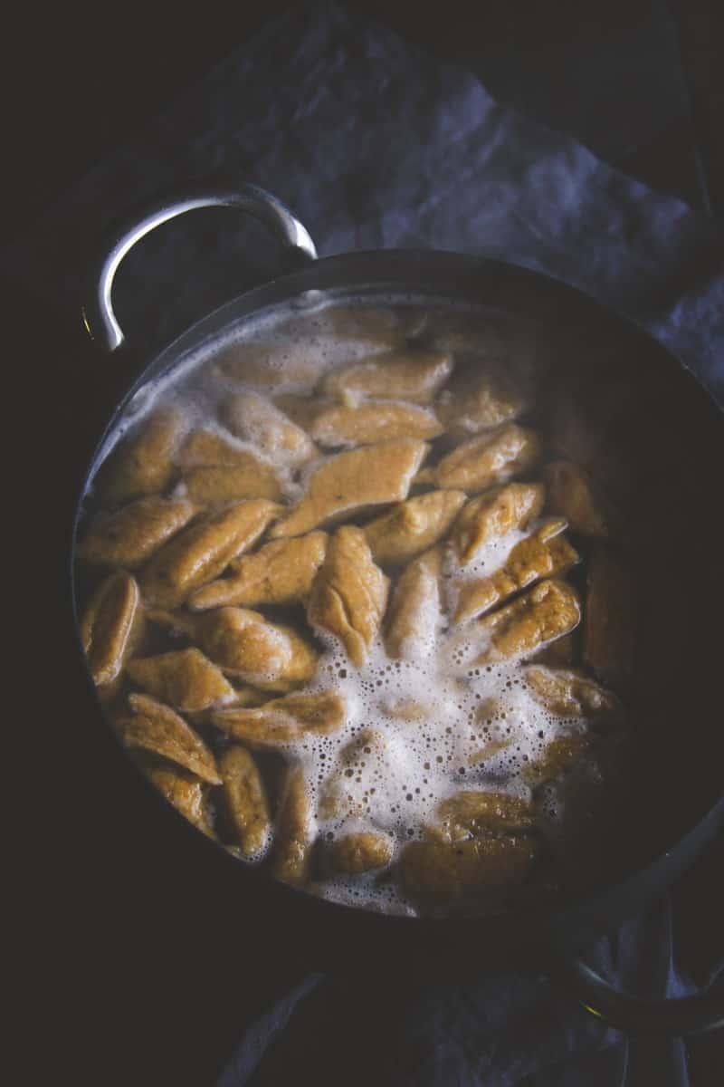 How to make butternut squash gnocchi from scratch