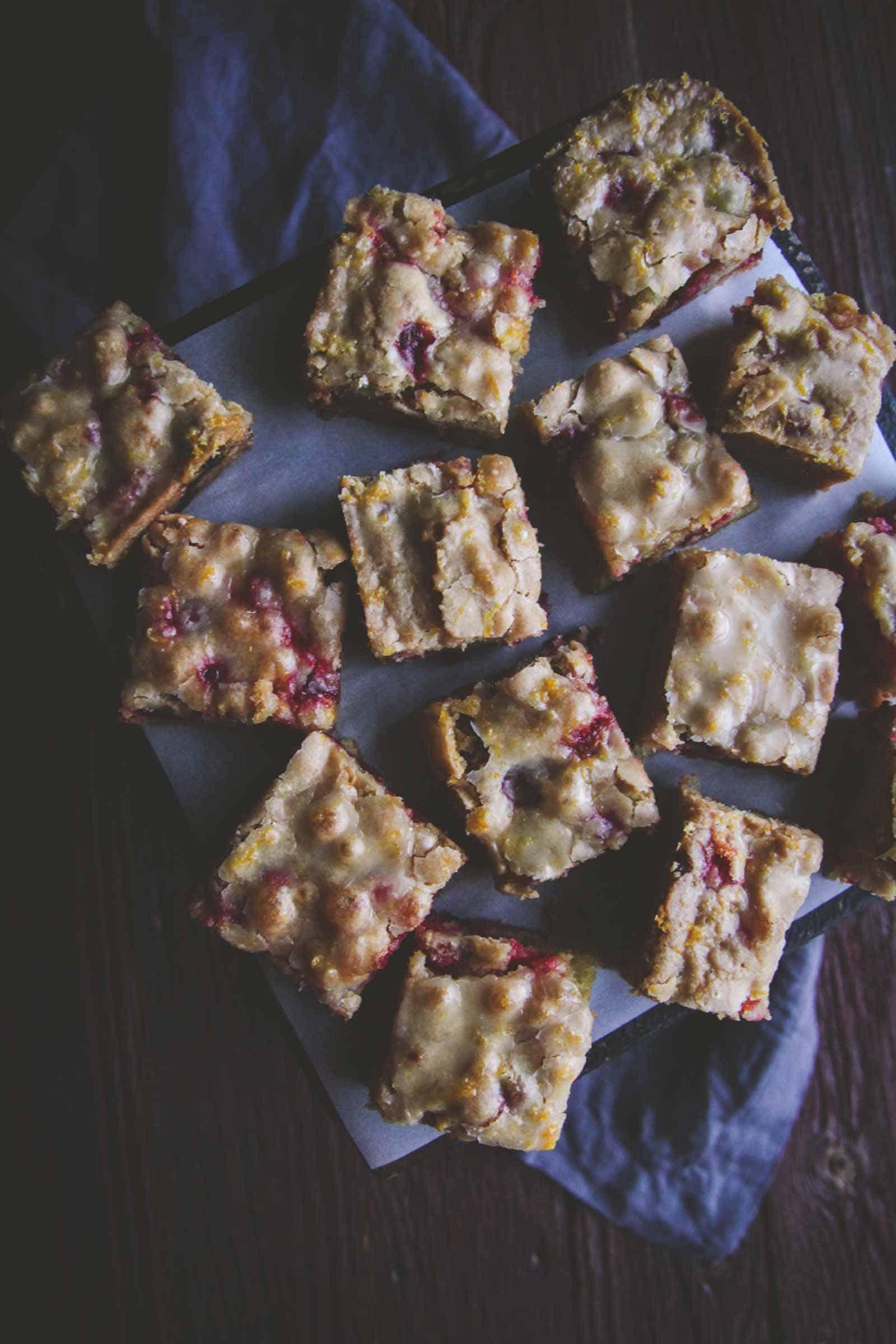 The best ever orange cranberry cake recipe