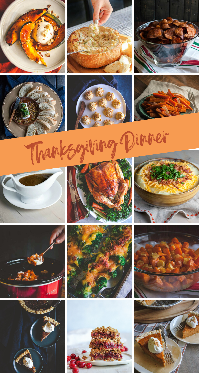 The top recipes to make for Thanksgiving