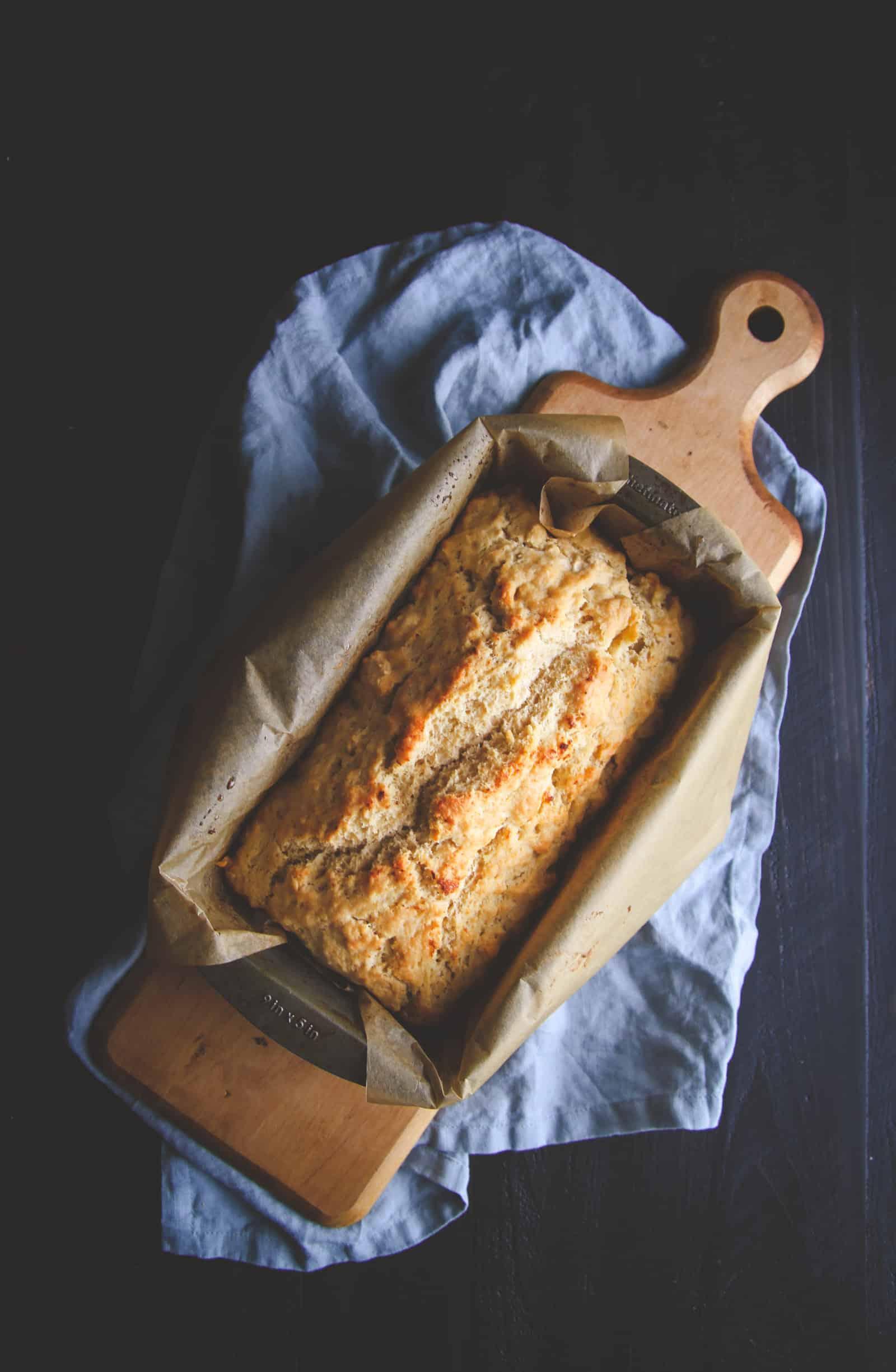 The most delicious beer bread recipe